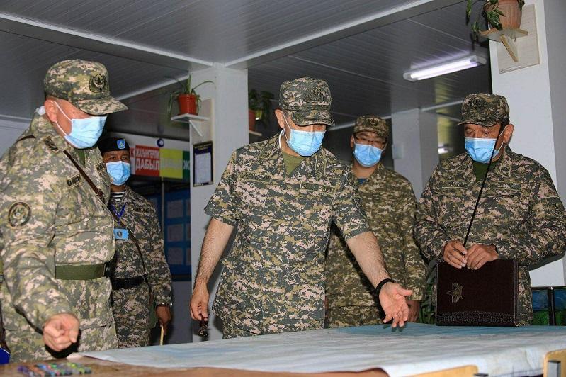 Учебно-водолазный центр и военный госпиталь построят в Мангистауской области