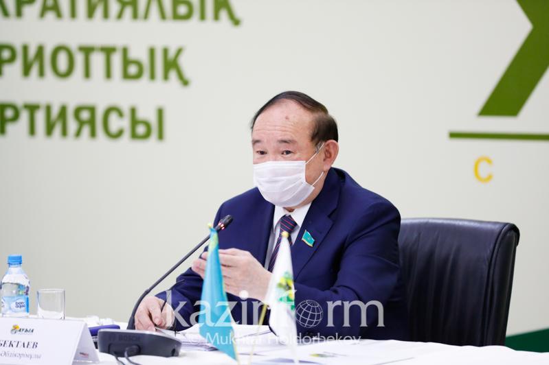 Многие кооперации в АПК у нас создаются формально – Али Бектаев