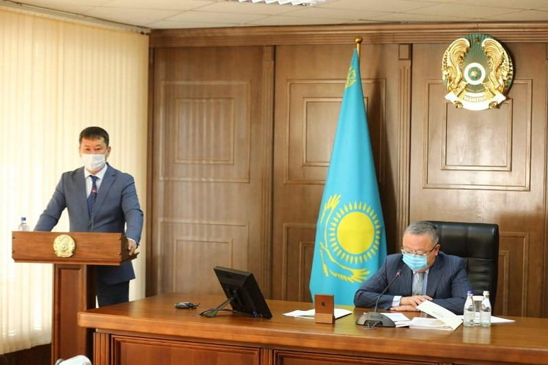К возможному ухудшению ситуации с коронавирусом готовятся в Актюбинской области