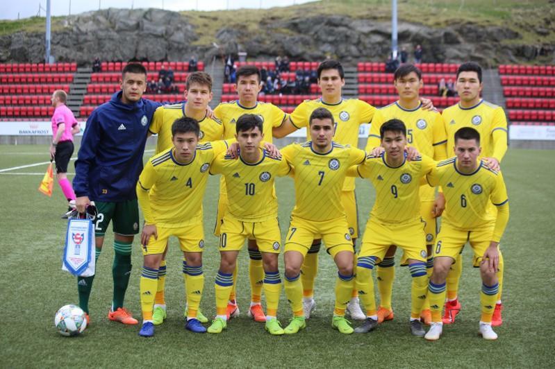 U21欧锦赛:哈萨克斯坦男足客场战胜以色列