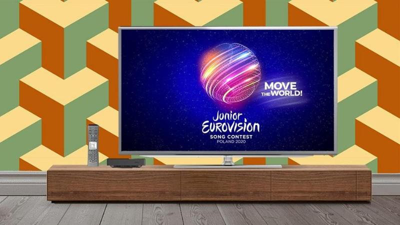 «Детское Евровидение» пройдет в онлайн-формате