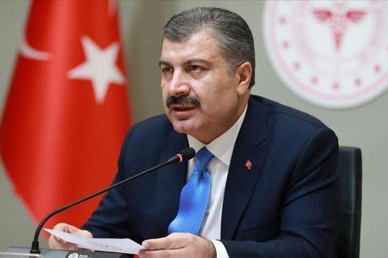 Turkey conducts over 8M coronavirus tests: Minister