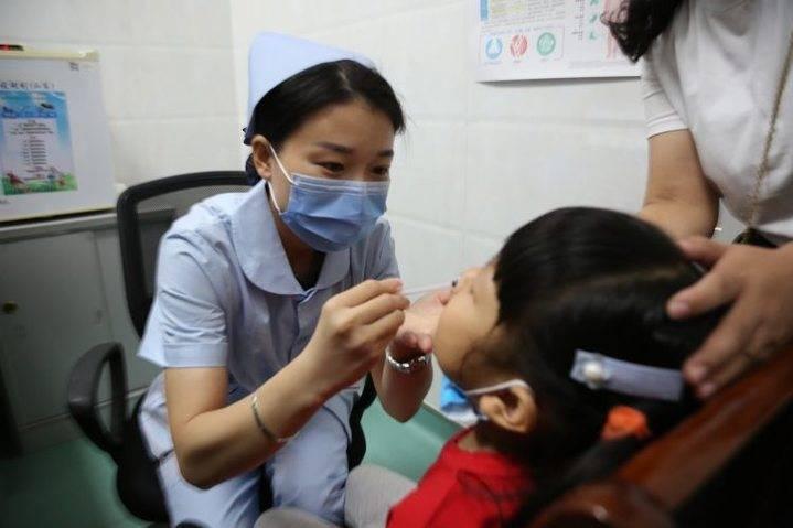 中国已经开发出该国首款鼻喷雾剂流感疫苗