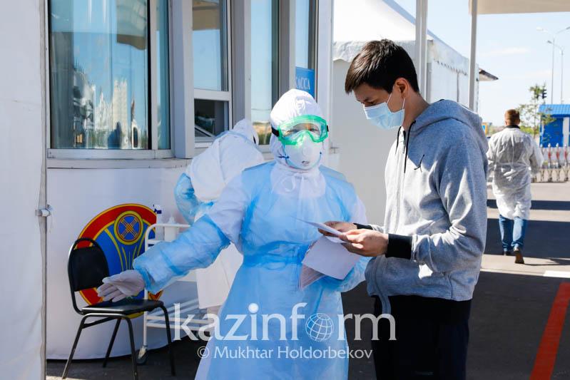 Казахстан готовится к возможной второй волне коронавируса - Алексей Цой