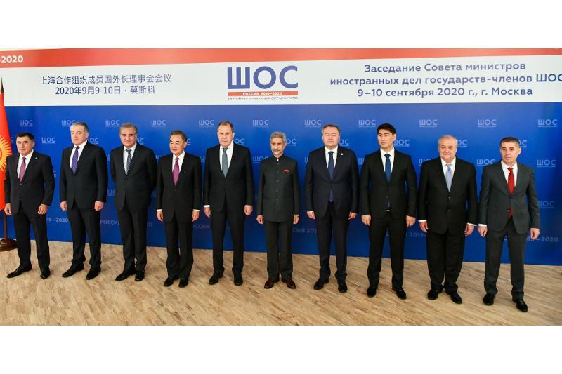 Совет министров иностранных дел ШОС прошел в Москве