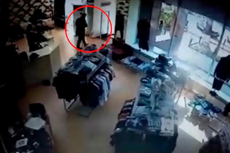 Похитителя дорогой одежды задержали в Таразе