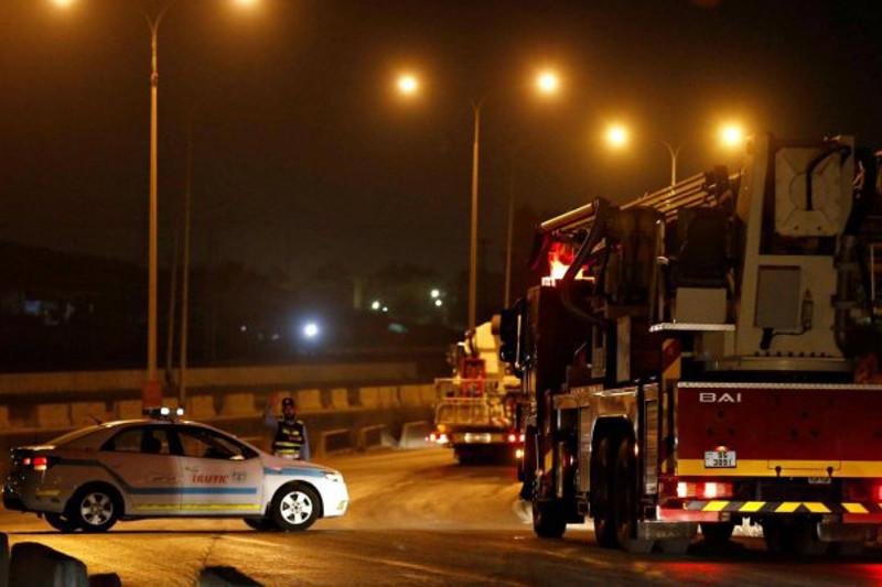 Взрыв на военном складе в Иордании: человеческих жертв или ранений не зафиксировано