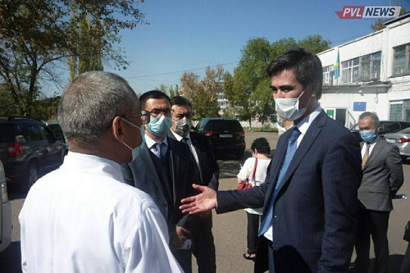 Павлодар облысының медициналық автопаркі 100%-ға жаңартылады