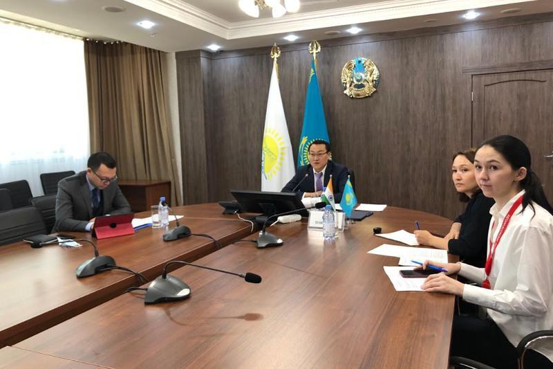 Kazakhstan's exports to India grow 2.4 times