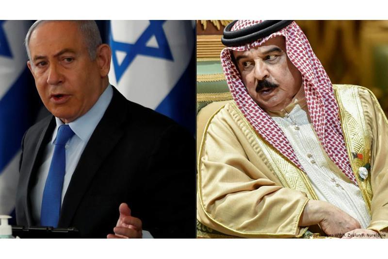 以色列与巴林同意建立全面外交关系
