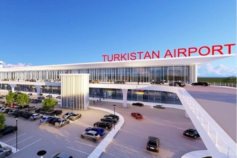 Туркестанский аэропорт может попасть в Книгу рекордов Гиннесса