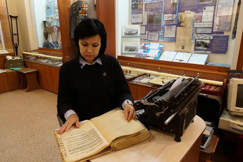 Оперативные сводки 30-х годов можно посмотреть в музее полиции СКО