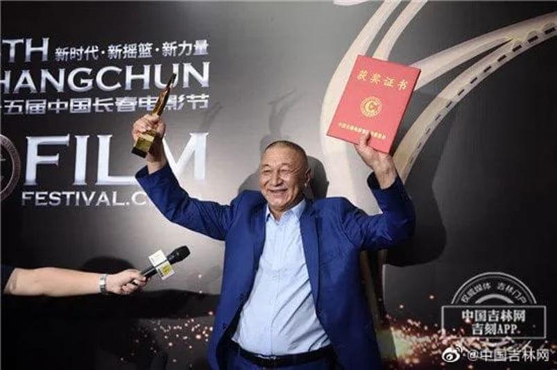 Қандасымыз қытай кинофестивалінде ең үздік актер атанды - Шетелдегі қазақ тілді БАҚ-қа шолу