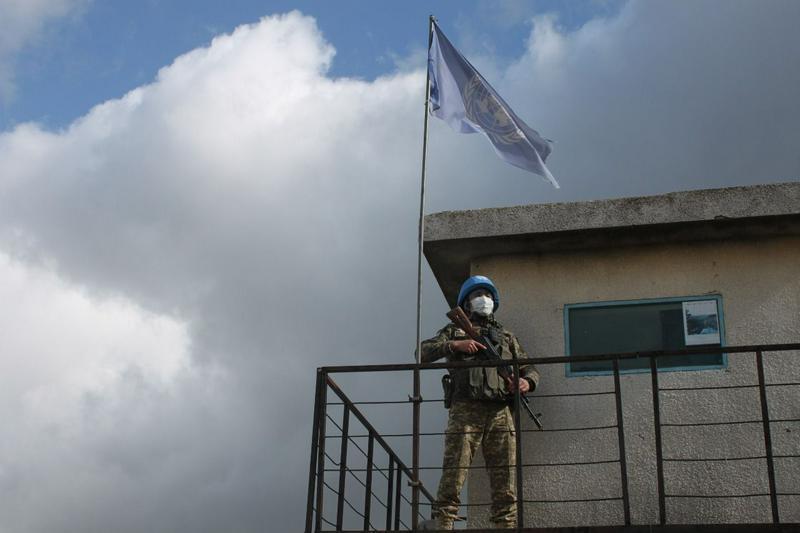 Десятки миротворцев в Ливане заразились коронавирусом