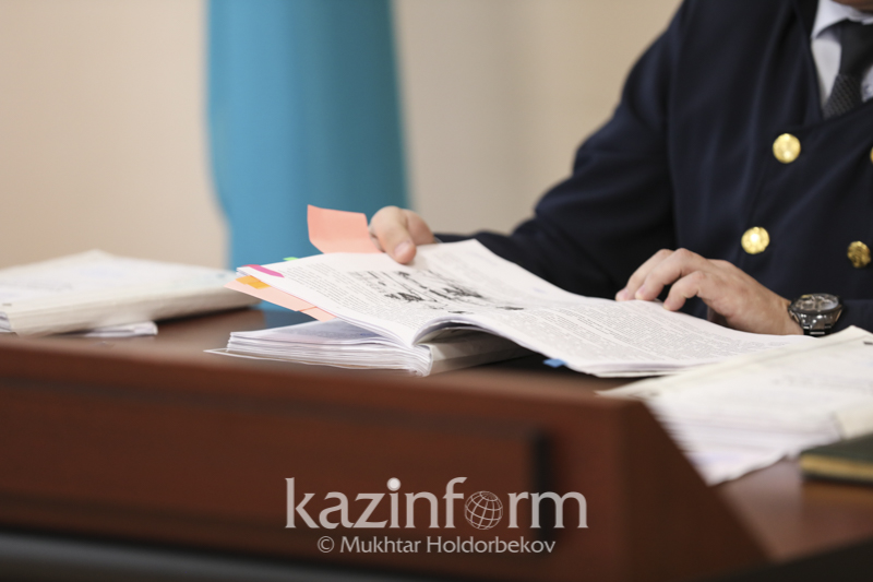 Алматы облысында салық төлеуден жалтарған кәсіпкер 5 жылға сотталды