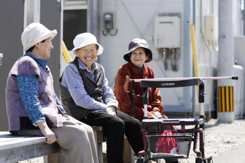 Centenarians top 80,000 for 1st time in rapidly aging Japan