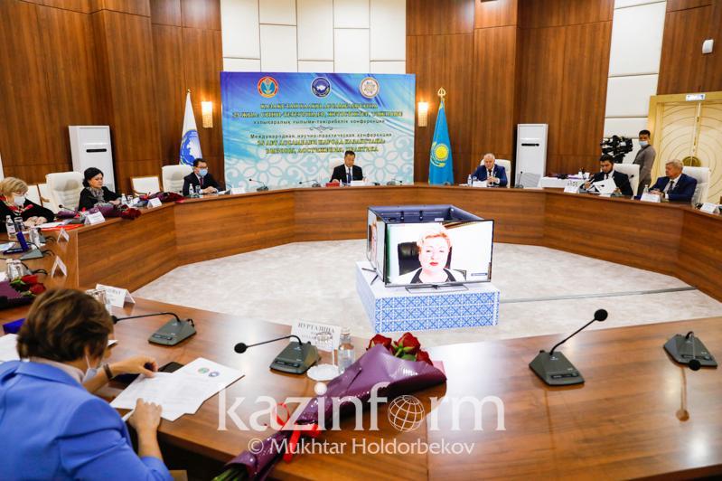 Важно сохранить мир и согласие в каждой стране - председатель Совета Ассамблеи народов России