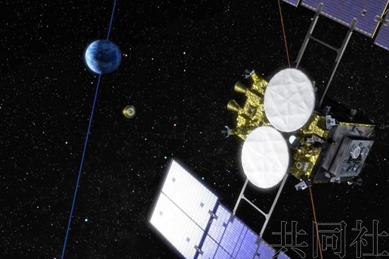 """日本""""隼鸟2号""""探测器下一个目标天体确定"""
