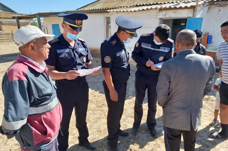 Правила безопасности в отопительный сезон разъясняют жителям ЗКО