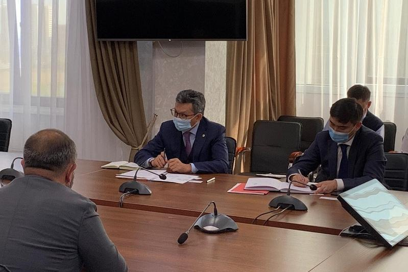 Грузовой мультимодальный хаб создадут на территории аэропорта Алматы
