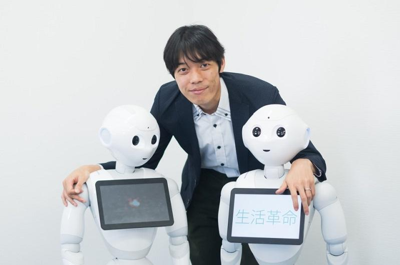 Robots filling the void in post-coronavirus world