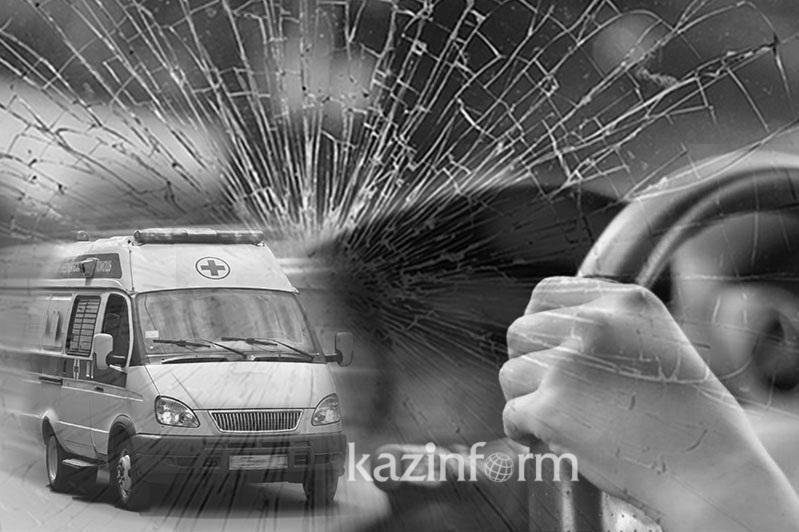 Супруги погибли в аварии в Северо-Казахстанской области