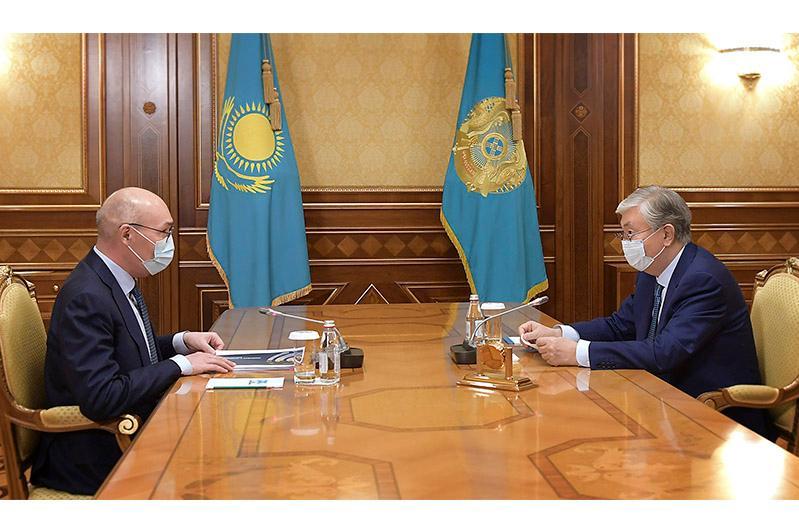 Глава государства дал ряд поручений Кайрату Келимбетову