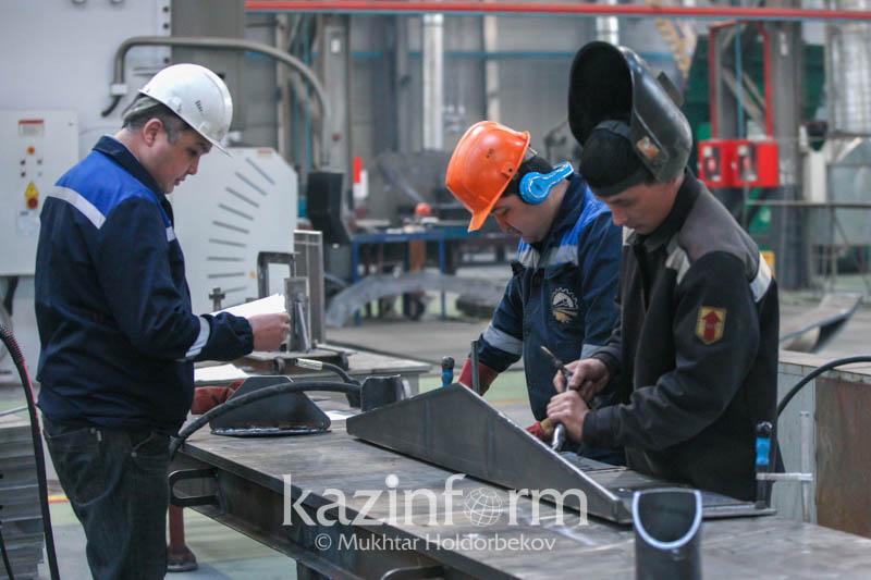 哈萨克斯坦制造业保持增长势头