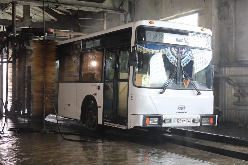 Систему электронного билетирования протестируют в автобусах Усть-Каменогорска
