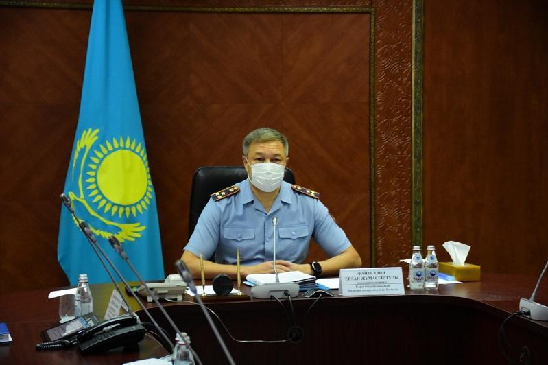 В качественном рассмотрении обращений граждан ключевая роль отводится участковым инспекторам - Ерлан Файзуллин