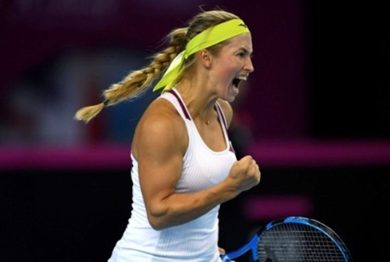 Теннис: Юлия Путинцева Рим турнирінің екінші айналымына шықты