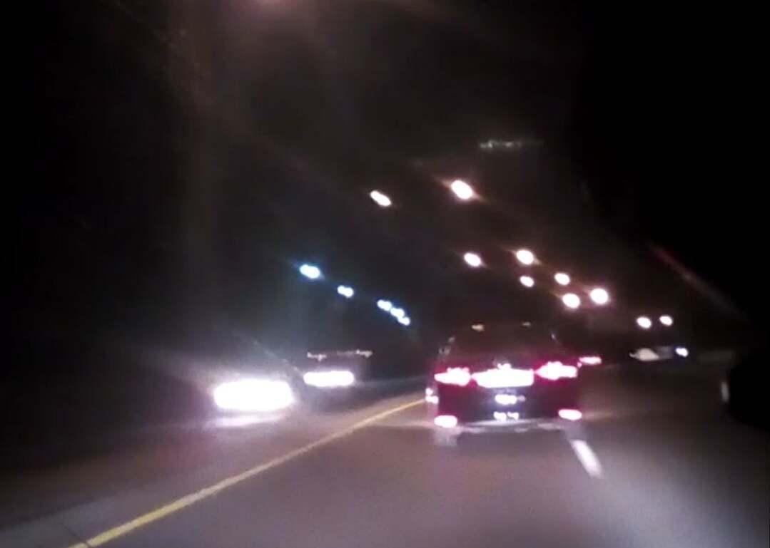 Настоящая погоня развернулась за угонщиком авто на дороге Алматы – Бишкек