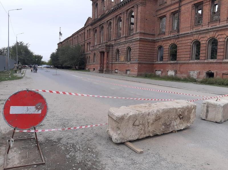 Памятник архитектуры может в любой момент обрушится в Семее