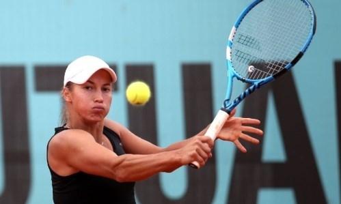 Юлия Путинцева победила на старте турнира в Риме