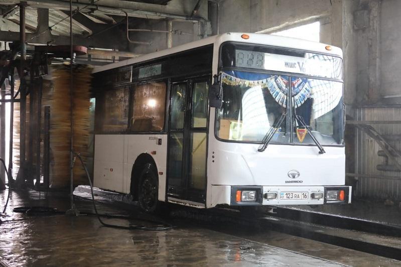 Өскемен автобустарында электронды билеттеу жүйесі сынақтан өткізіледі