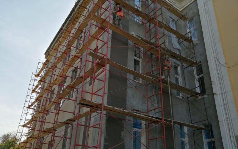 Новое инфекционное отделение готовится к открытию в Усть-Каменогорске