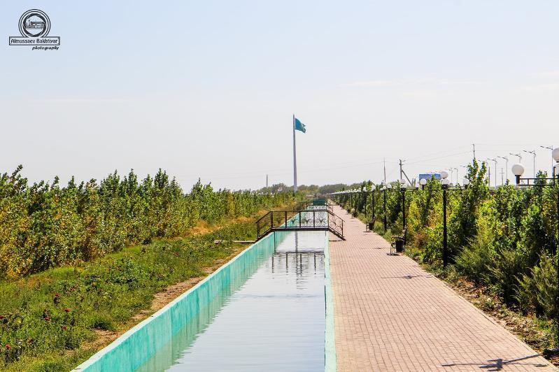 Қизилўрдада 35 гектар майдонда «Шифокорлар хиёбони» очилади