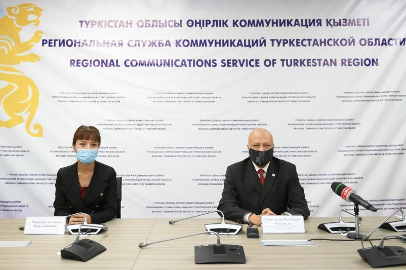 80 млрд тенге выделено для поддержки аграриев Туркестанской области во время карантина