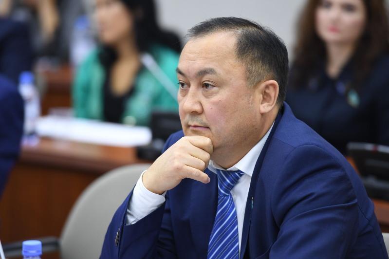 Asylbek Smagulov joins Central Election Commission
