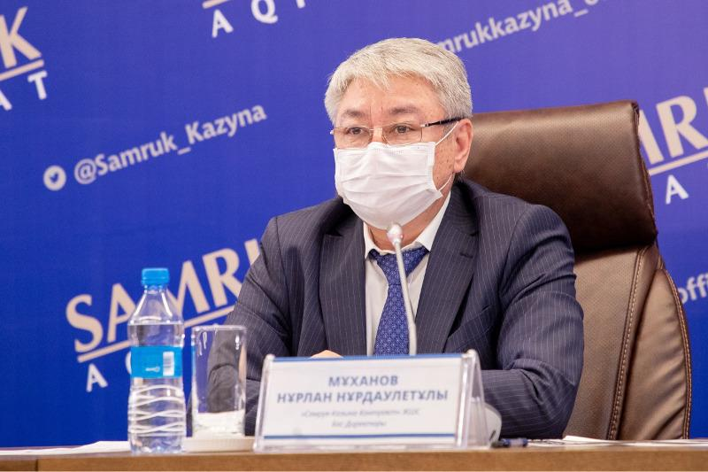 Процедуры закупок АО «Самрук-Қазына» станут еще прозрачней