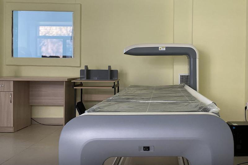 Уникальный аппарат появился центре травматологии и ортопедии в Караганде