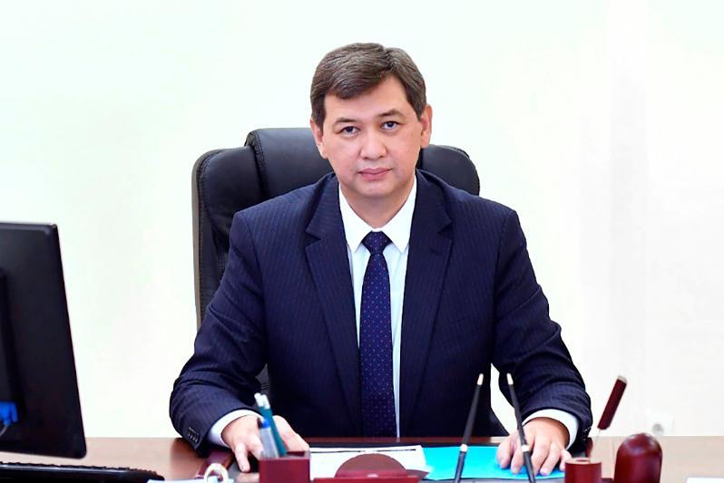 Ерлан Киясов назначен вице-министром здравоохранения – главным государственным санврачом РК