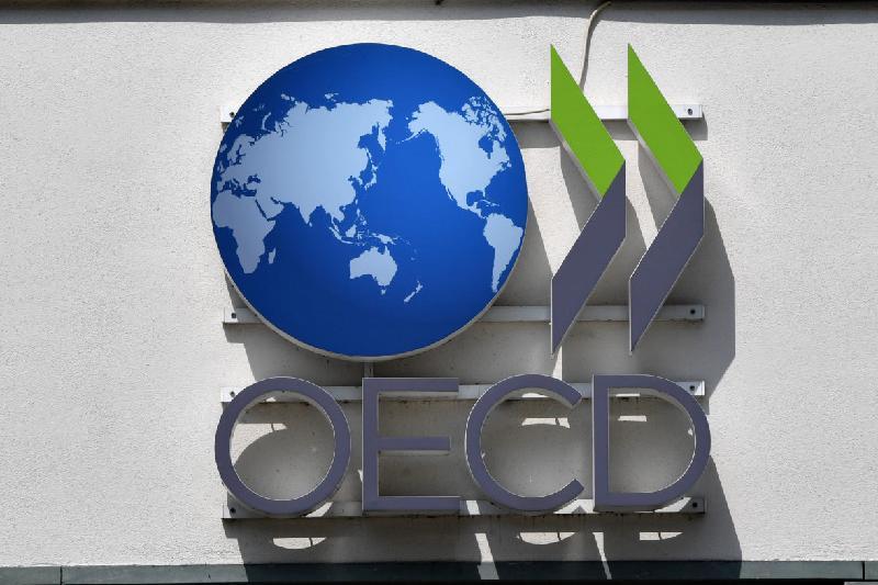 经合组织:全球经济萎缩幅度好于预期