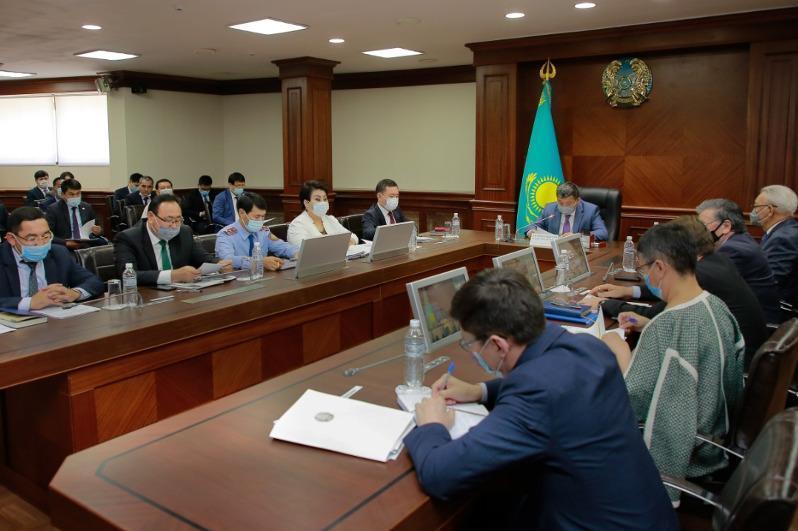 О подготовке к возможной второй волне коронавируса говорили в Атырау