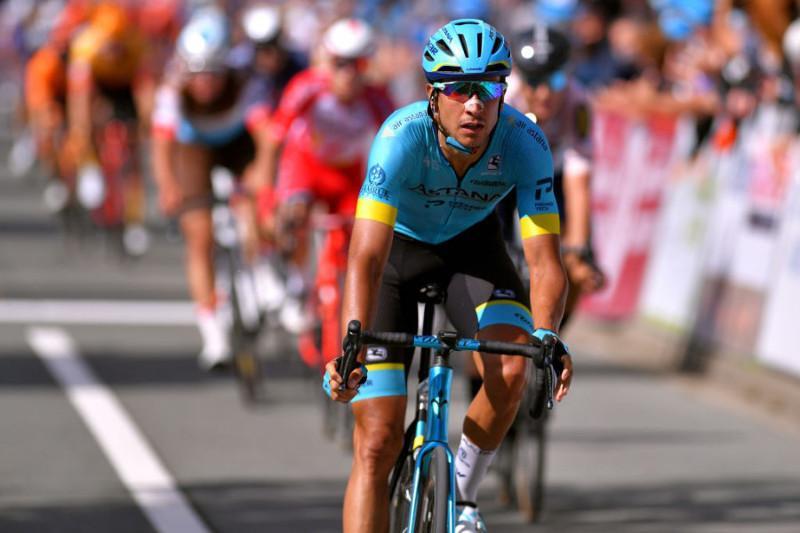 Astana's Martinelli 12thin Skoda-Tour de Luxembourg Stage 2