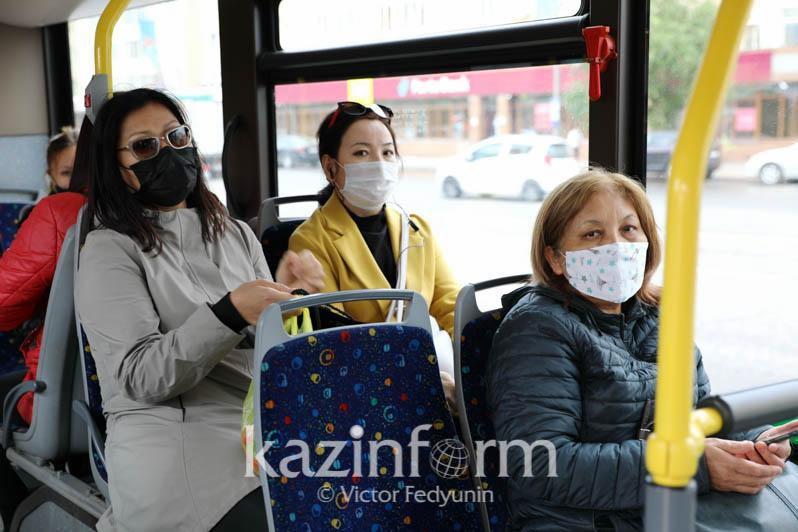 Face masks becoming a new must – Kazakhstani medical scientist