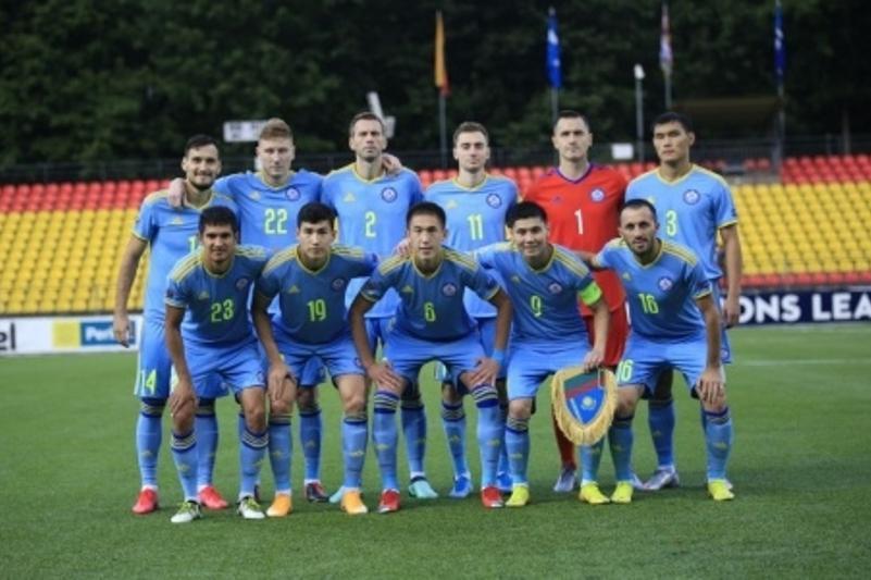 国际足联最新排名:哈萨克斯坦位居第118位