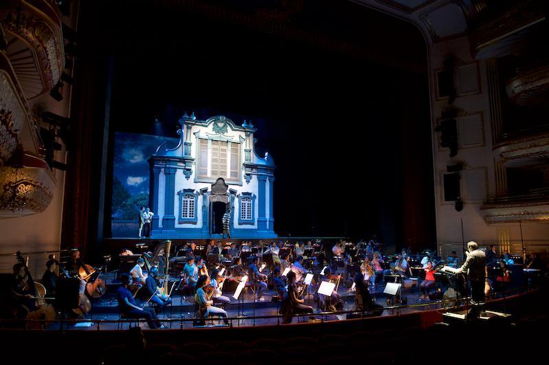 «Астана Опера» открывает свой VIІІ театральный сезон