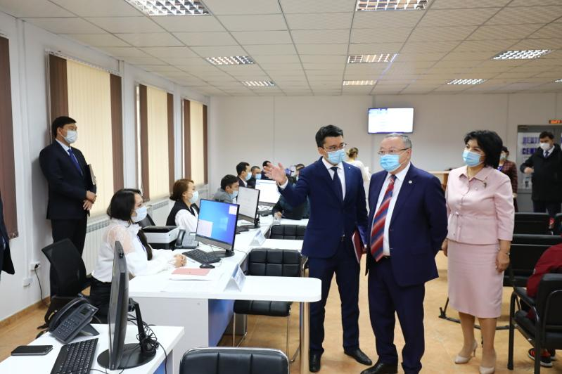 Центр «Правительство для бизнеса» открылся в Актюбинской области