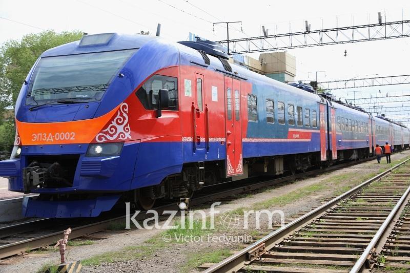 О возможных задержках поездов предупредили в КТЖ